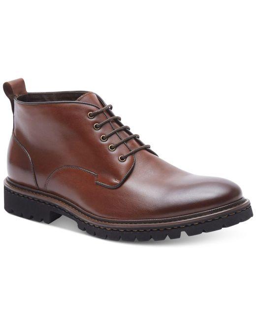 Kenneth Cole Reaction   Brown Men's Design 20535 Boots for Men   Lyst