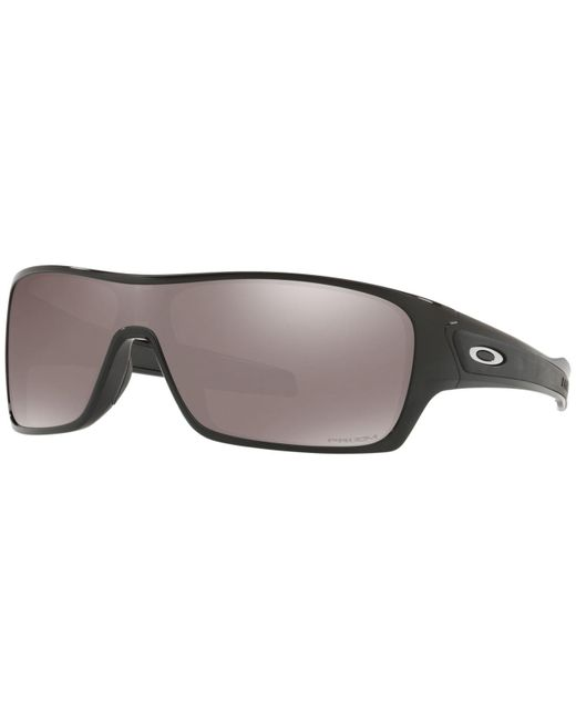 c62ffa6839 Oakley - Black Turbine Rotor Sunglasses
