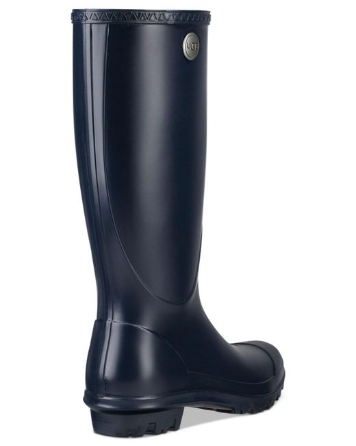 Ugg Rain Boots With Fur Inside