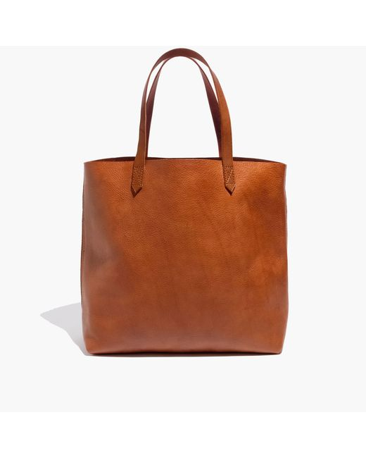 Madewell | Natural The Transport Tote | Lyst
