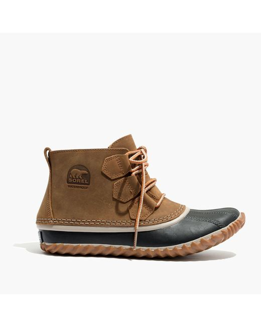 Sorel - Brown ® Out And About Boots - Lyst