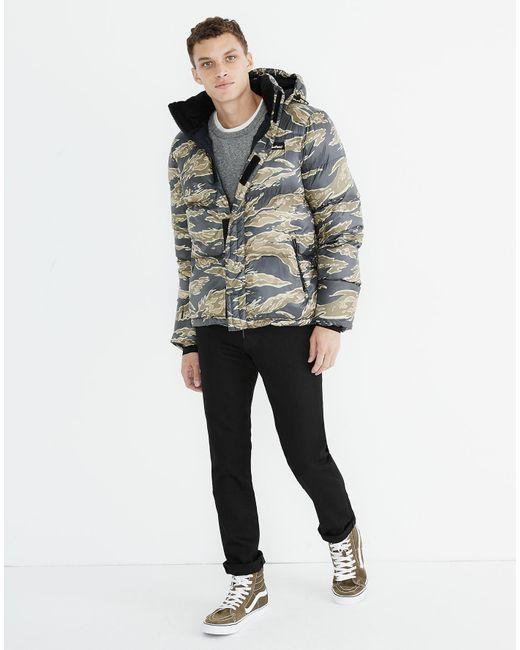 Details zu Penfield Men's Equinox Camo Jacket Coat Body Warmer Green
