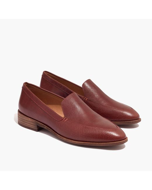 Madewell - Red The Frances Loafer for Men - Lyst