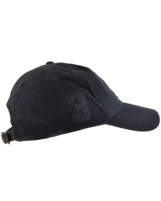 Ralph Lauren - Blue Classic Baseball Cap Navy for Men - Lyst