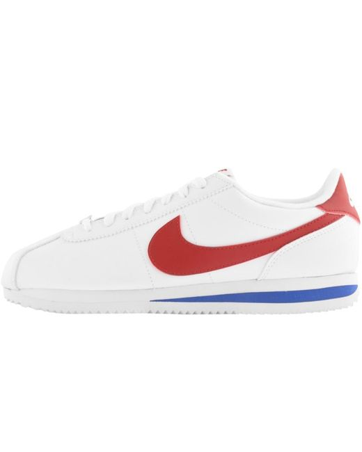 Nike White Air Max 95 Trainers