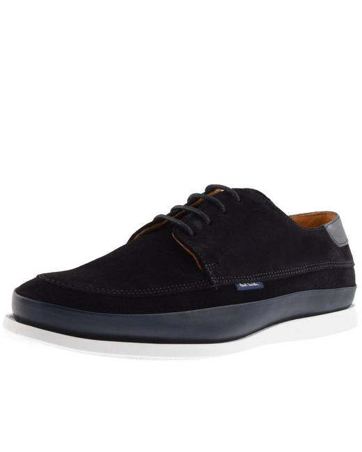 Paul Smith Suede Ps By Broc Boat Shoes