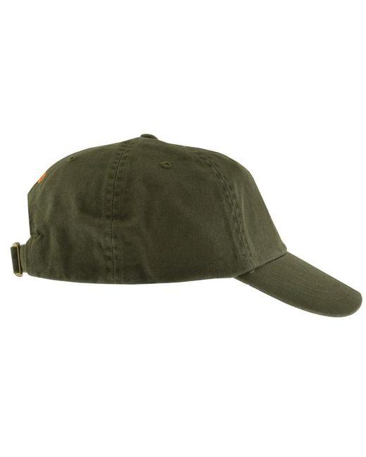 523e83b4fab00 ... Ralph Lauren - Classic Baseball Cap Green for Men - Lyst ...