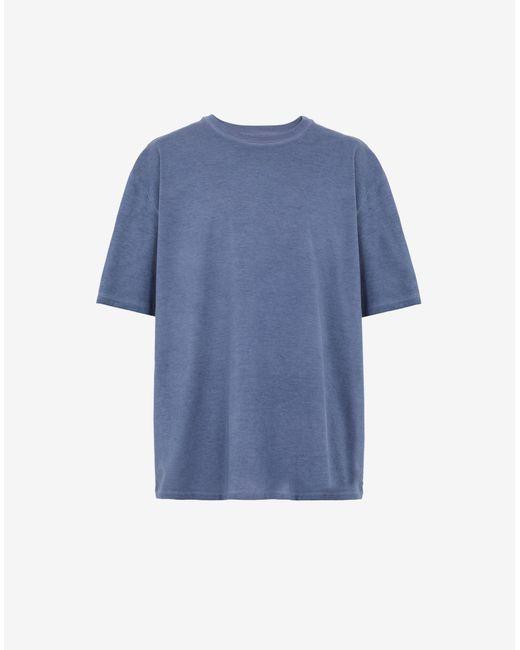 メンズ Maison Margiela オーバーサイズ Tシャツ Blue