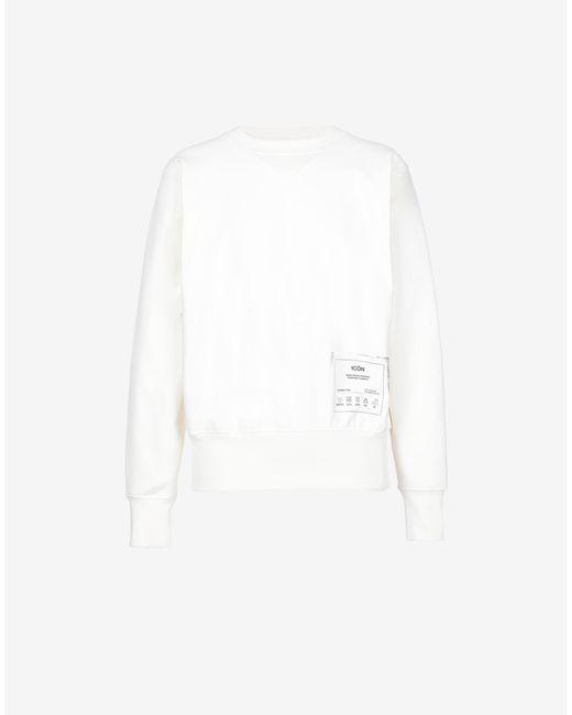 メンズ Maison Margiela スウェットシャツ White