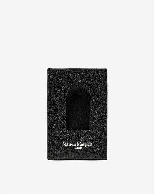 メンズ Maison Margiela カードスリーブ Black