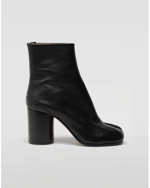 Maison Margiela カーフスキン タビ ブーツ Black