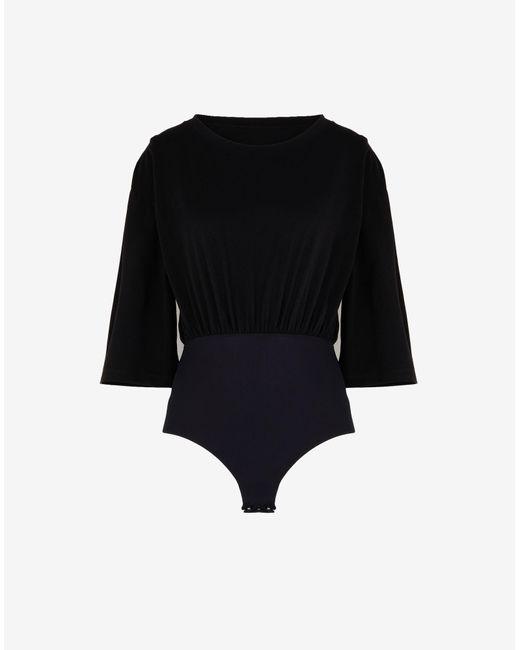 Maison Margiela Tシャツ ボディスーツ Black