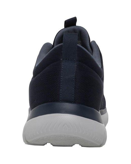 SKECHERS Baskets Bleu Skechers pour homme en coloris Blue