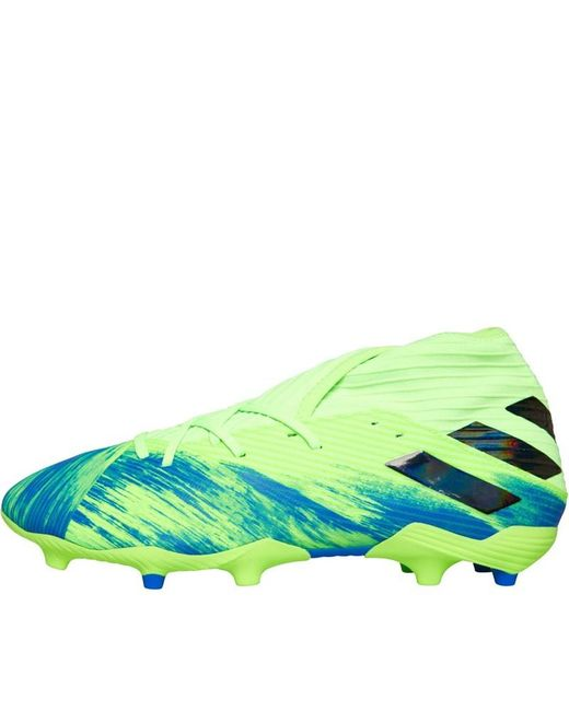 Chaussures de Foot Nemeziz 19.3 Vert Adidas pour homme en coloris Green
