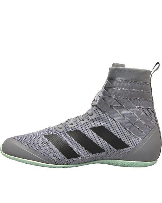 Baskets Speedex 18 Boxing e Gris Synthétique adidas en coloris ...