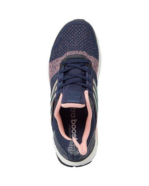 0819ebcb671d ... Adidas - Blue Ultraboost St Running Shoes Midnight Grey still Breeze collegiate  Navy ...