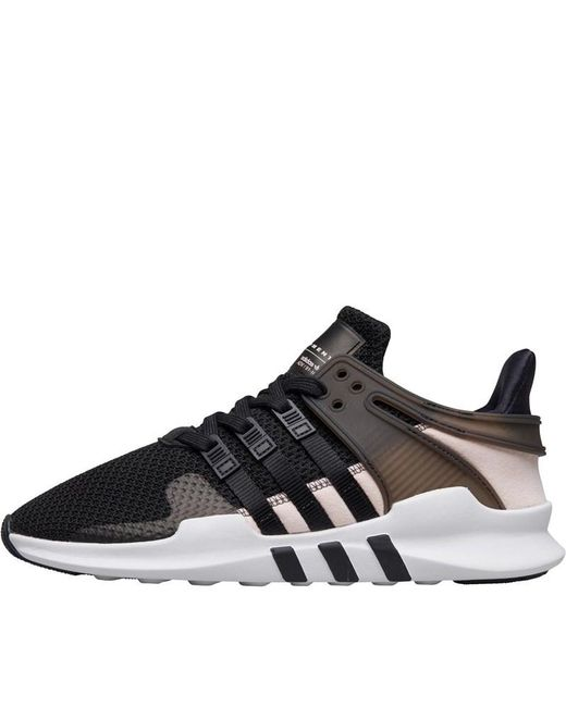 finest selection 6db21 389bb Women's Eqt Support Adv Trainers Core Black/core Black/footwear White