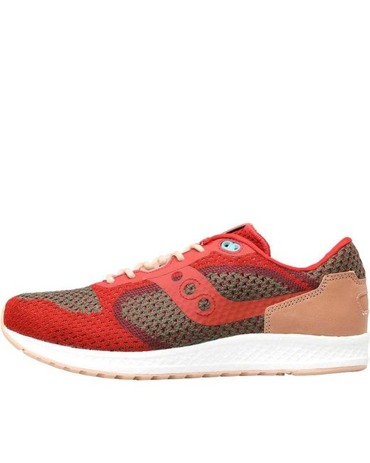 separation shoes 40e8f 072cb Men's Red Shadow 5000 Evr Trainer