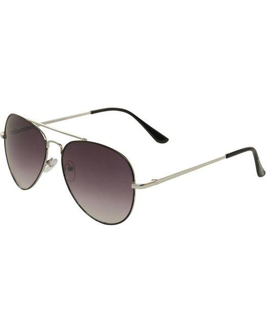 Bellfield Aviator Sonnenbrille Schwarz in Black für Herren