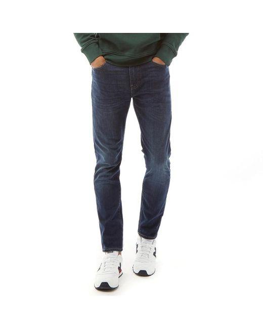 Levi's Blue 512 Slim Taper Fit Jeans Rain Shower for men