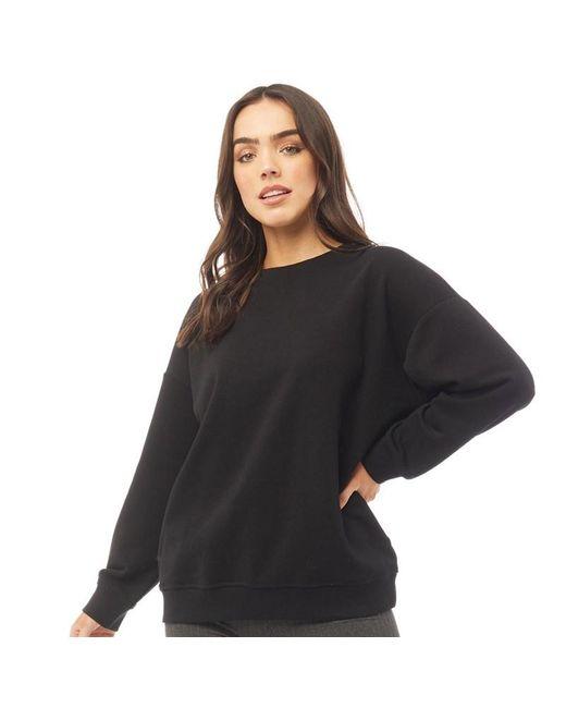 Brave Soul Cimba Sweat Shirt Black