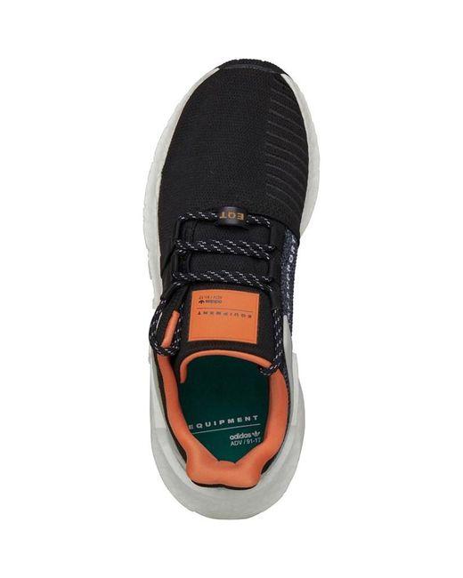 urok kosztów Darmowa dostawa dobra obsługa adidas Originals Eqt Support 93/17 Trainers Core Black/core ...