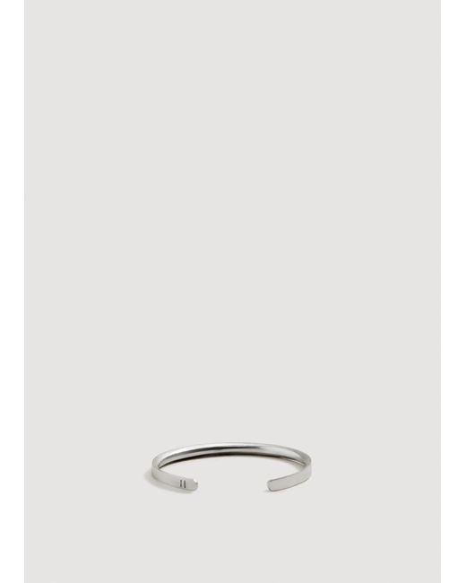 Mango - Metallic Metal Bracelet for Men - Lyst