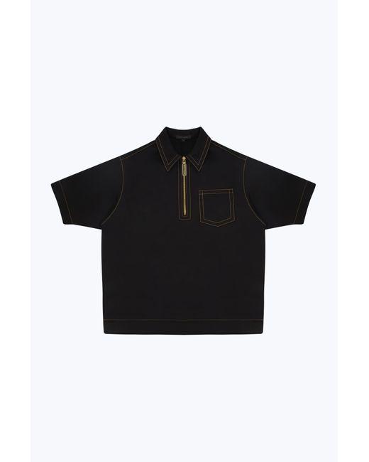 Marc Jacobs - Black Oversize Zip Tunic - Lyst