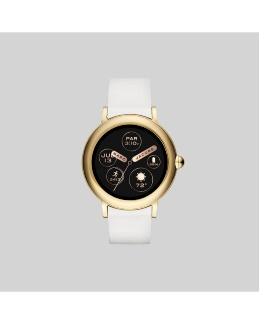 Marc Jacobs Multicolor Riley Touchscreen Smartwatch