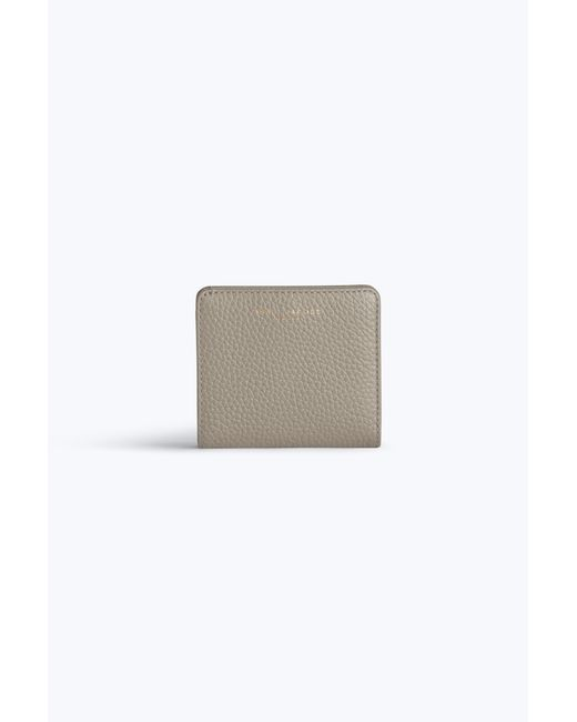 Marc Jacobs - Gray Gotham Mini Compact Wallet - Lyst