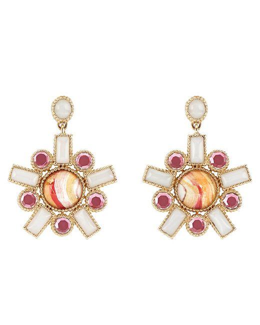 Larkspur & Hawk - Multicolor Cora Fancy Hand Painted Earrings - Lyst