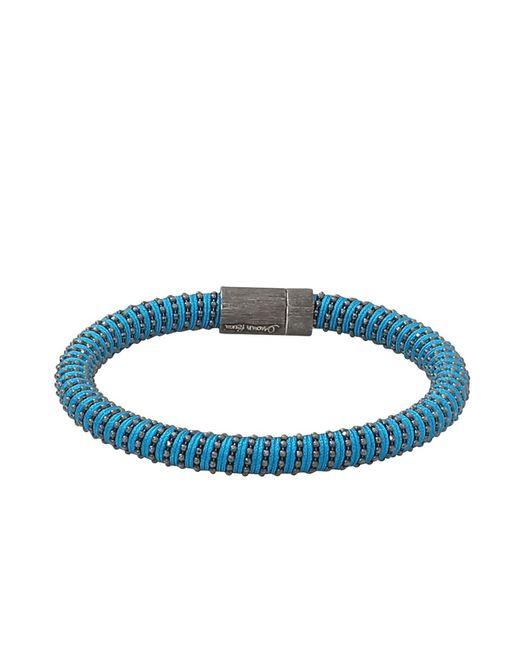 Carolina Bucci | Blue Turquoise Twister Band Bracelet | Lyst