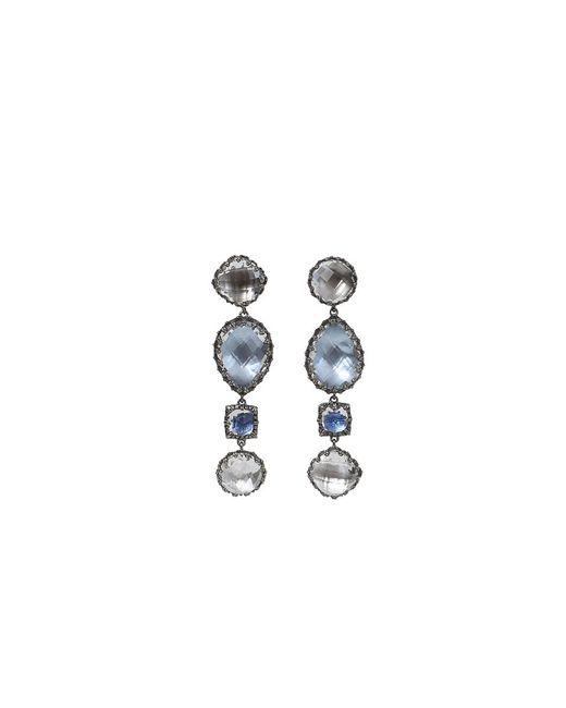 Larkspur & Hawk | Metallic Sadie 4 Drop Earrings | Lyst