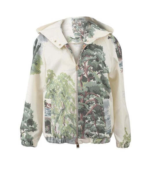 Stella McCartney | Multicolor Jay Landscape Jacket | Lyst
