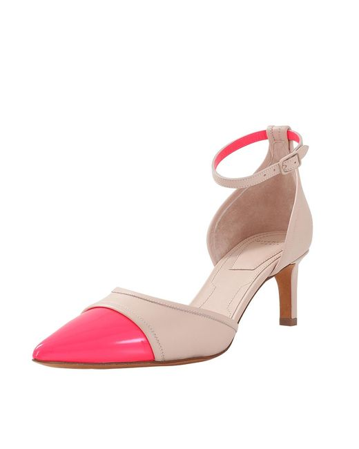 Givenchy | Pink Graphic Pump | Lyst
