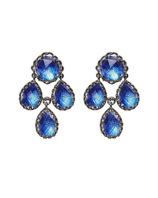 Larkspur & Hawk | Metallic Antoinette Girandole Earrings | Lyst