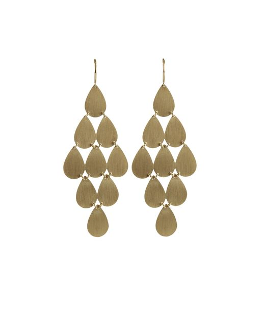Irene Neuwirth | Yellow Nine-drop Chandelier Earrings | Lyst