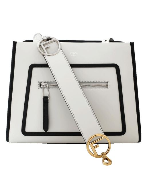 Fendi | Multicolor Sfilata Small Shopping Bag | Lyst