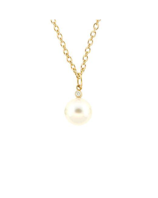 Irene Neuwirth | Metallic South Sea Pearl And Diamond Charm | Lyst