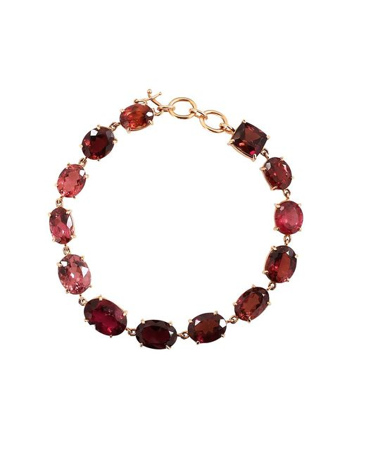 Irene Neuwirth - Limited Edition Mixed Pink Tourmaline Bracelet - Lyst