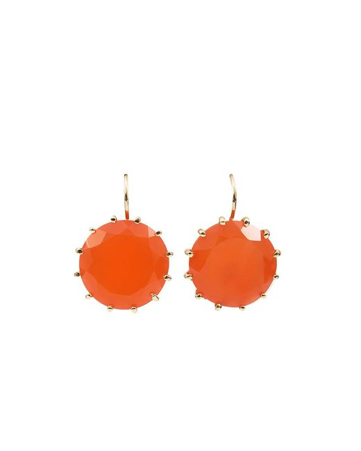 Andrea Fohrman | Yellow Carnelian Drop Earrings | Lyst