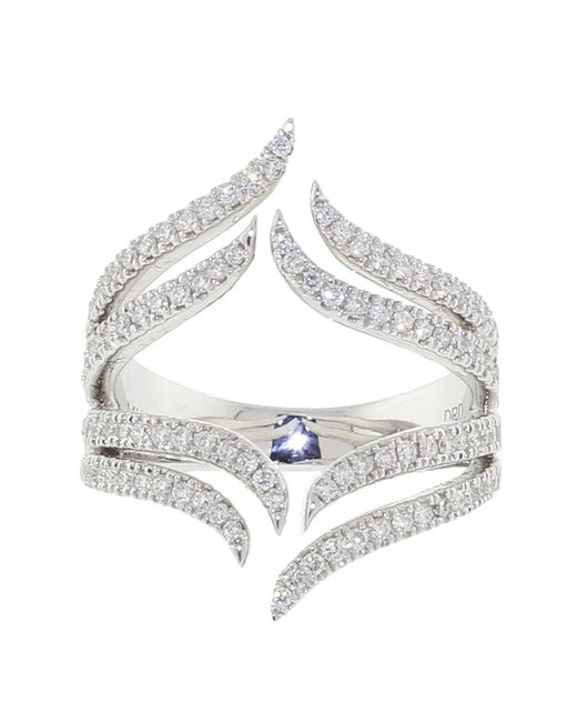 Dana Rebecca | Metallic Sarah Leah Diamond Ring | Lyst