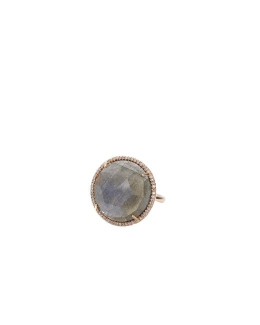 Irene Neuwirth | Pink Rose Cut Labradorite Ring | Lyst