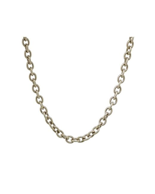 Sylva & Cie | Metallic Luca Chain Necklace | Lyst