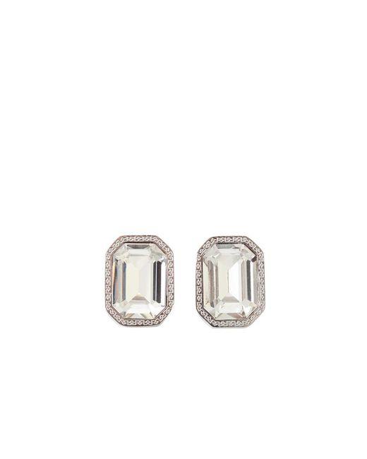 Rebecca | Metallic Elizabeth Marquis Post Earrings | Lyst