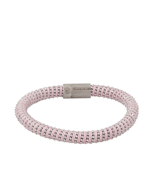 Carolina Bucci   Pink Twister Band Bracelet   Lyst
