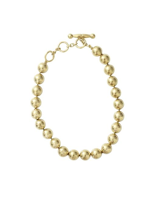 Vaubel | Metallic Ball Necklace | Lyst