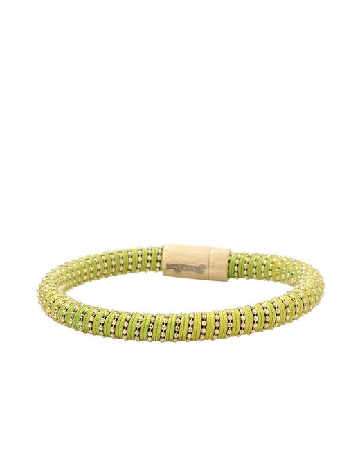 Carolina Bucci | Light Green Twister Band Bracelet | Lyst