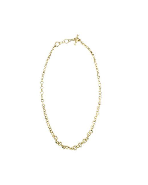 Vaubel - Metallic Scale Round Chain Necklace - Lyst