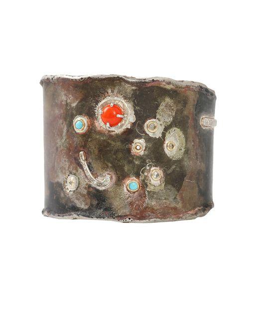 Boaz Kashi - Metallic Bereshit Collection Cuff - Lyst